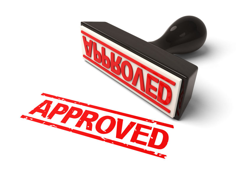 approval required for all orders